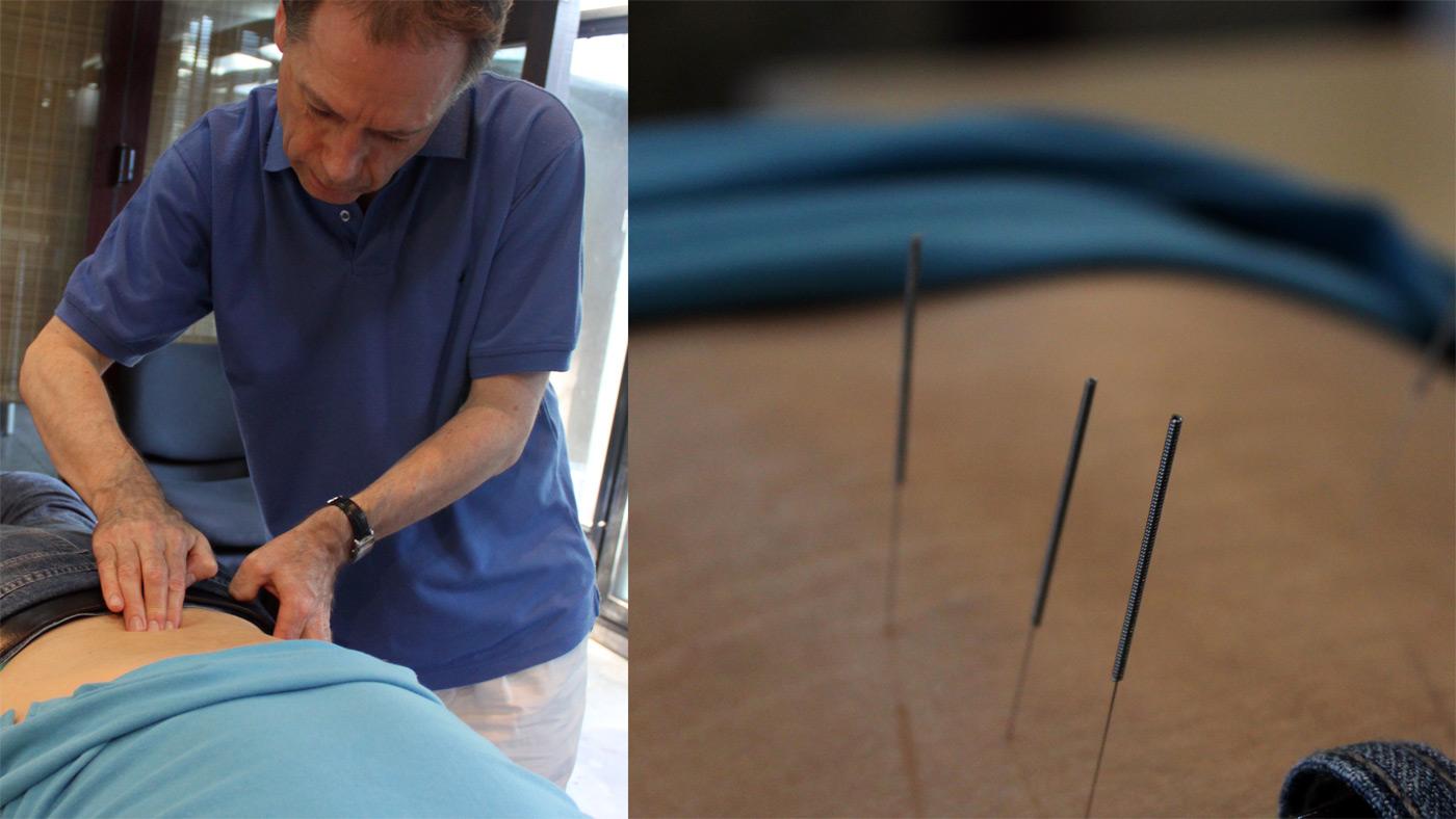 Norwegian Acupuncture Master
