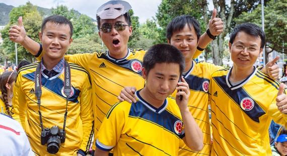 What do Chinese people think about the World Cup?