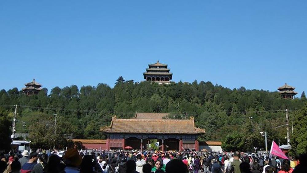 School Trip to China