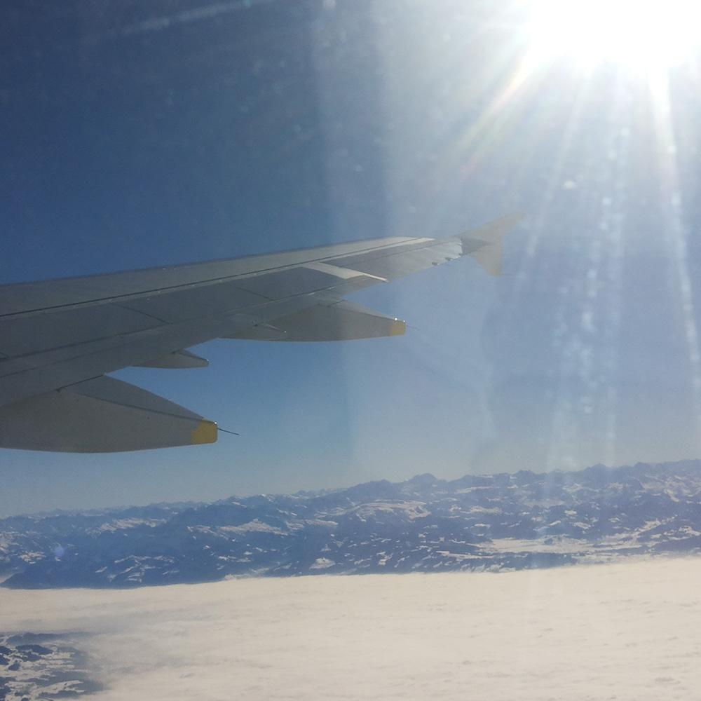 Beijing: for many a long flight away