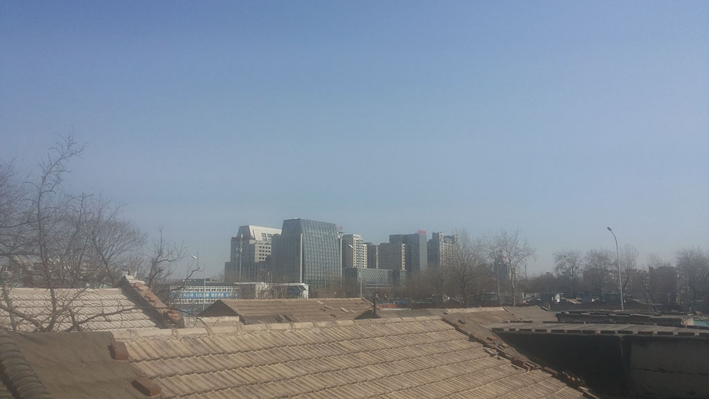 Again with the smog in Beijing…