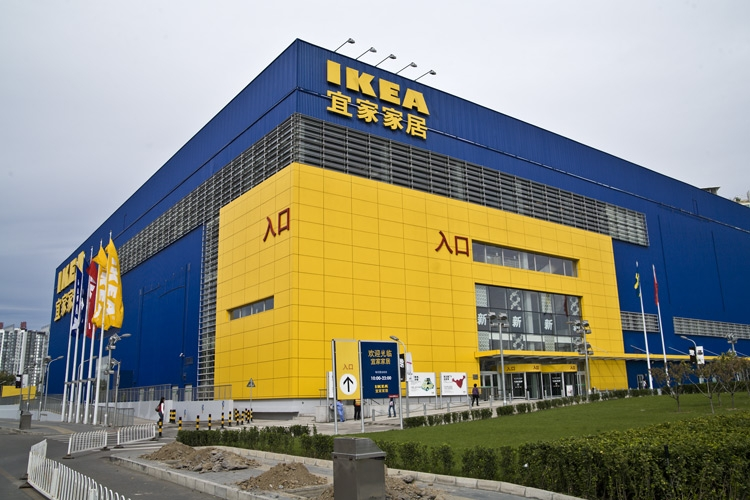 IKEA Outside