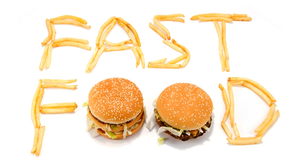 International fast food outlets in Beijing