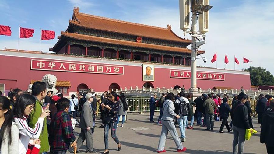 Klassenfahrt nach China