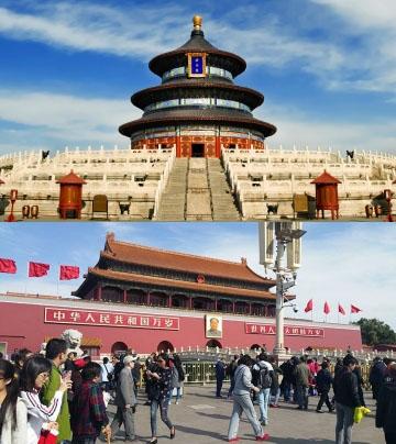 trips to Beijing