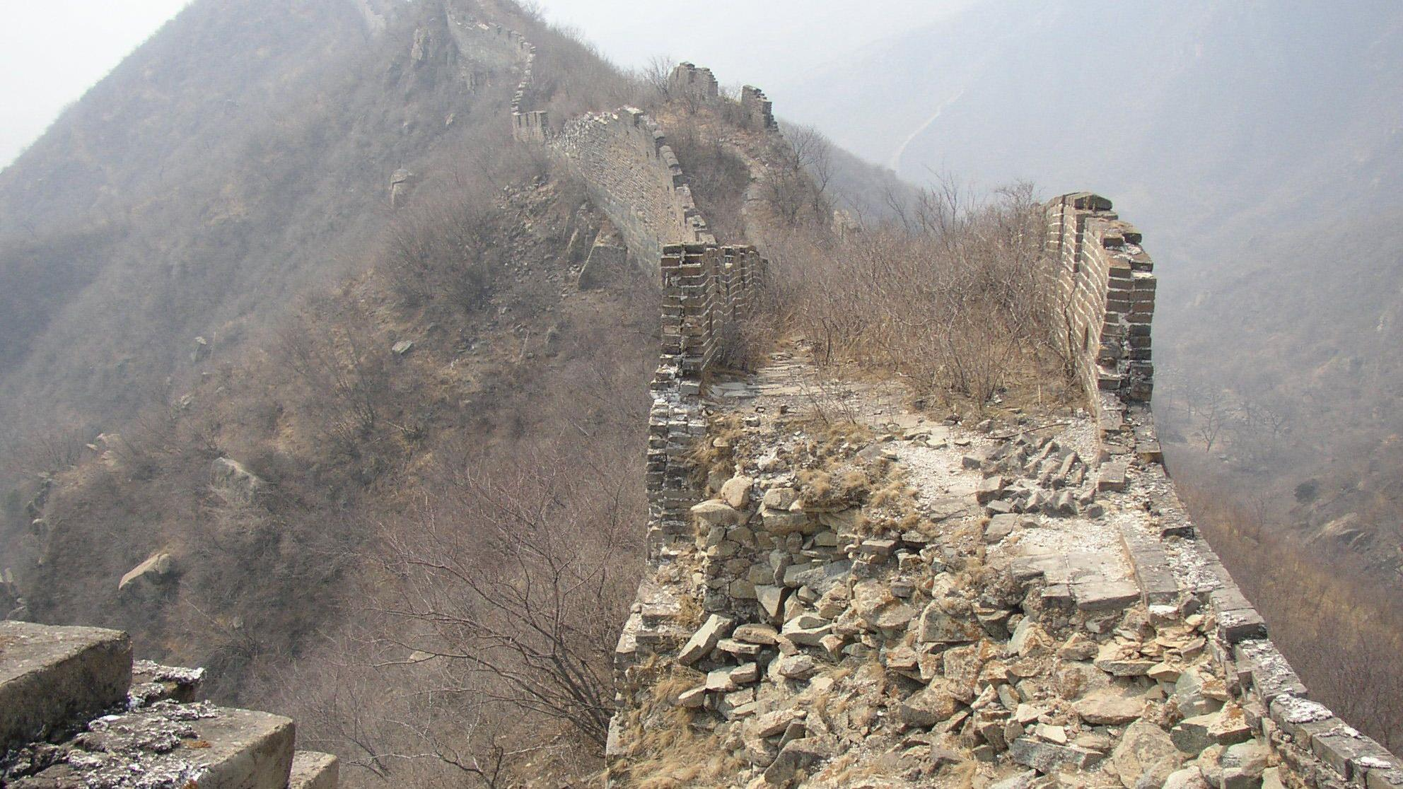 The Wild Great Wall